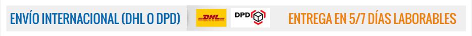 Envios  expresos (DHL o BRT) - Entrega en 5/7 días laborables
